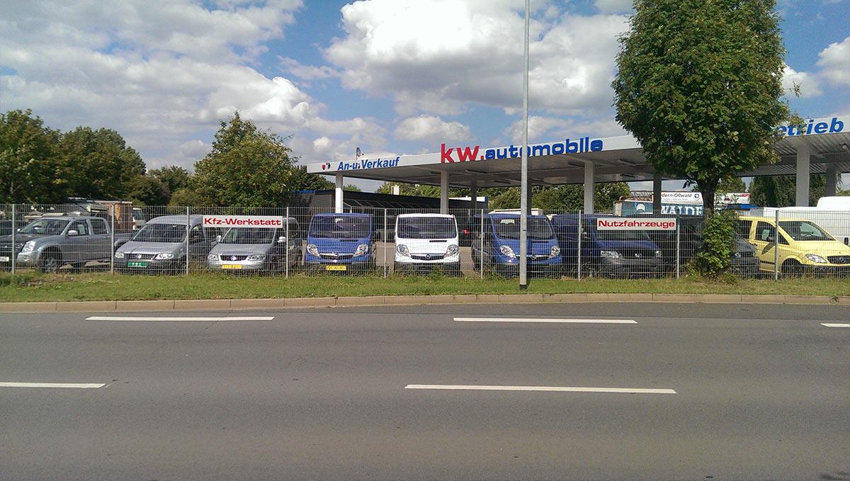 KW Automobile Erfurt
